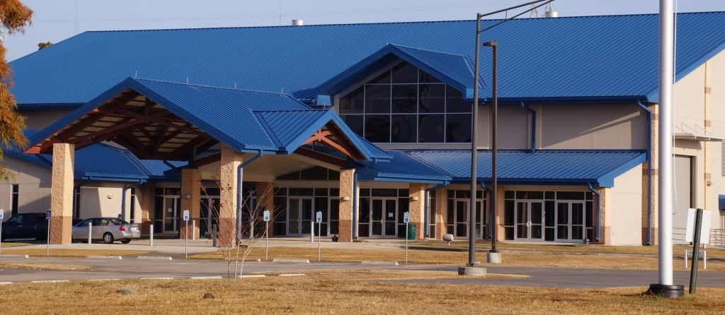 Val Riess Recreational Building