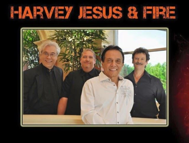 harvey jesus and fire