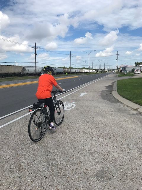 bike lanes on SBH