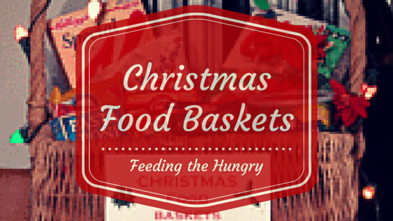 Christmas Food Basket
