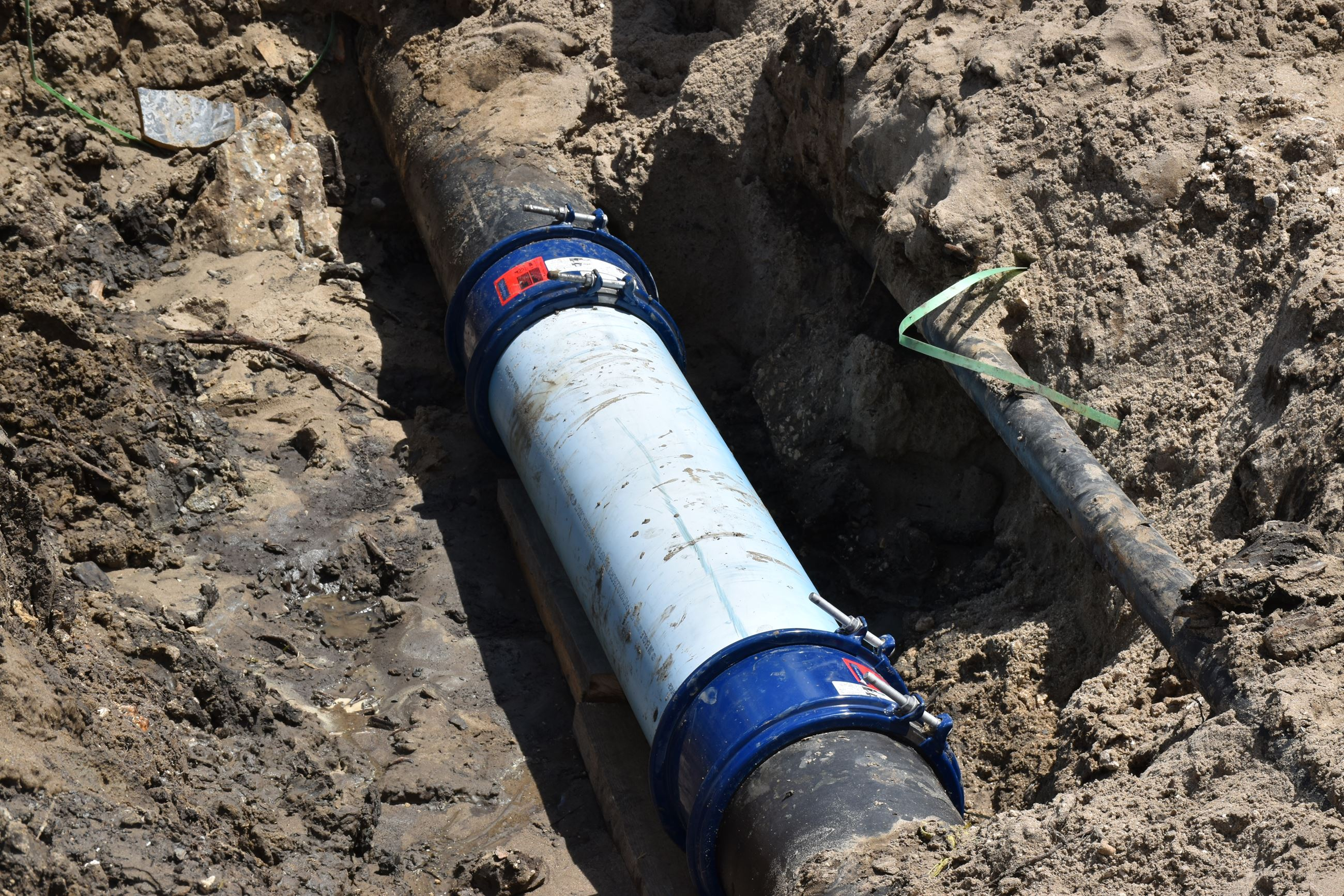 Water main Jean Lafitte - Patricia (29)